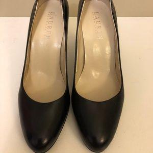 Lauren Ralph Lauren Shoes - Ralph Lauren Black Heels